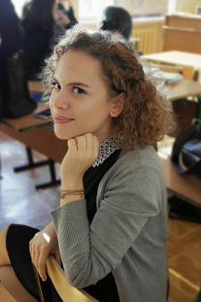 Мария Сергеевна Огуречникова